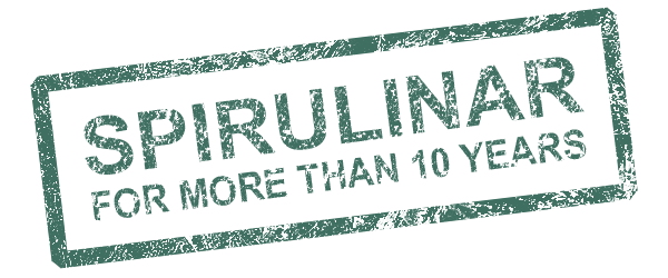 Spirulina for over 10 years